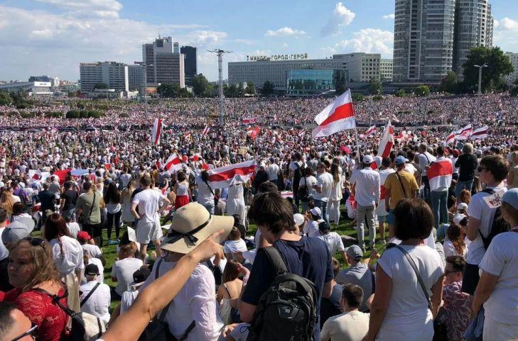 Премию Сахарова присудили белорусской оппозиции
