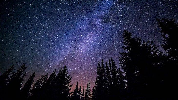 В небе был замечен яркий зеленый метеорит: новости ...
