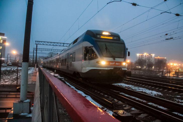 За Дзержинск и Смолевичи: продлены два маршрута поездов городских линий из Минска