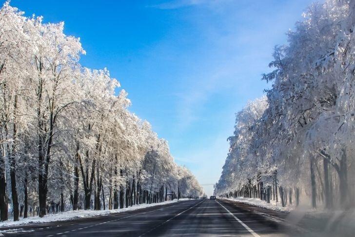 Аномальные морозы: погода на неделю в Беларуси с 8 по 14 февраля