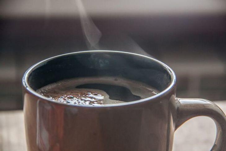 несколько чашек кофе