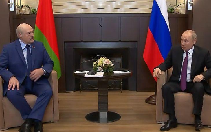 Кредит и новые рейсы «Белавиа»: о чем договорились Путин и Лукашенко в Сочи