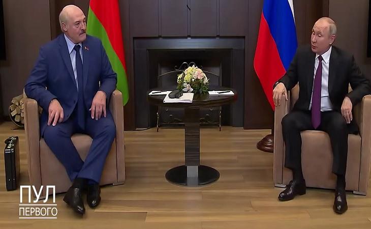 Путин одной фразой разрушил планы США и ЕС на Беларусь