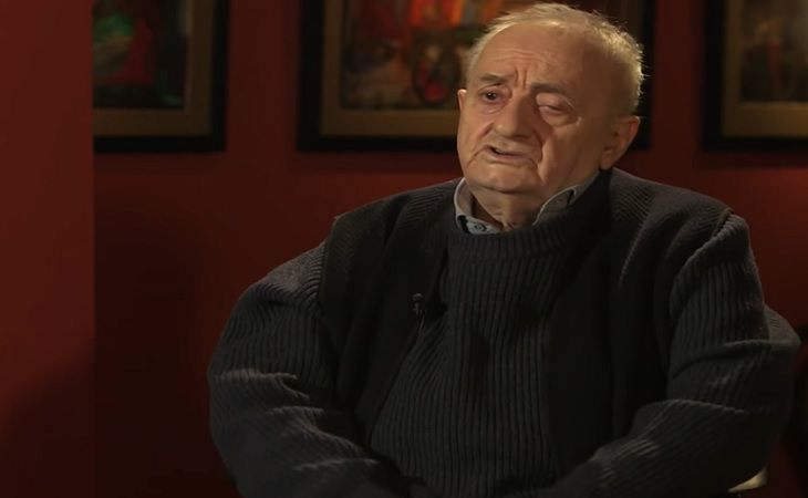 Умер сценарист фильма «Мимино» Резо Габриадзе