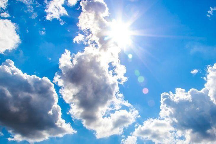 Как в Египте: на выходных в Беларуси обещают жару до +36 градусов
