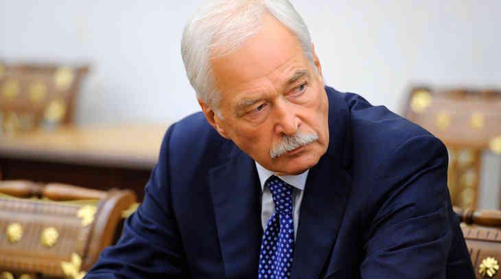 Грызлов объявил о появлении условий для разрешения кризиса в Донбассе