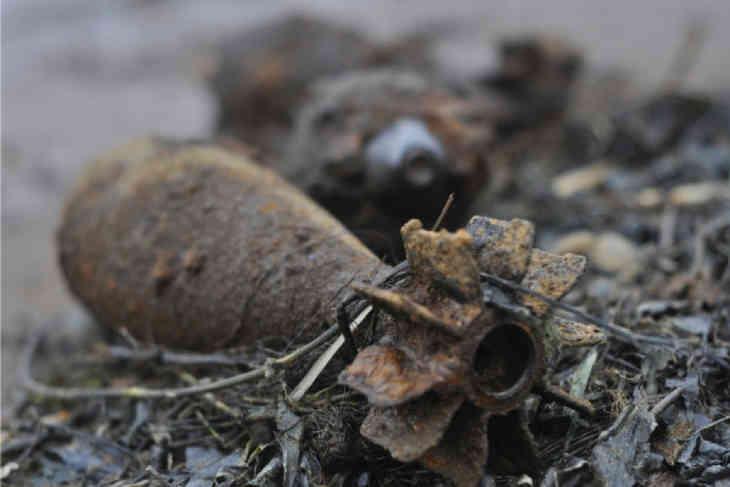 На Харьковщине возле школы нашли снаряд: эвакуировали 100 человек