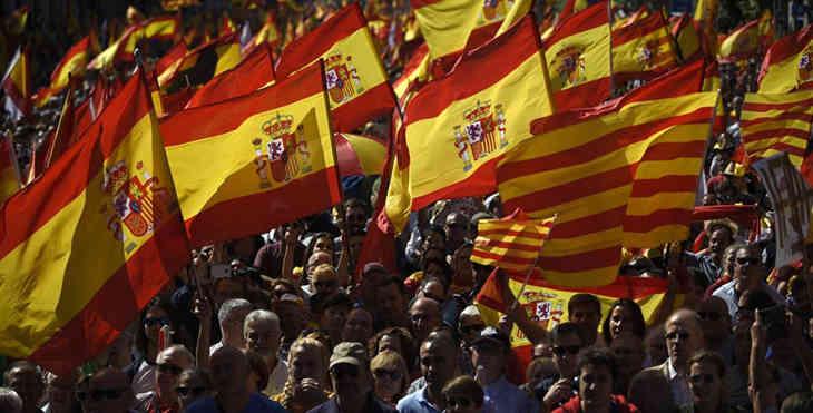 Мадрид ждет прояснения с ситуацией о независимости Каталонии?