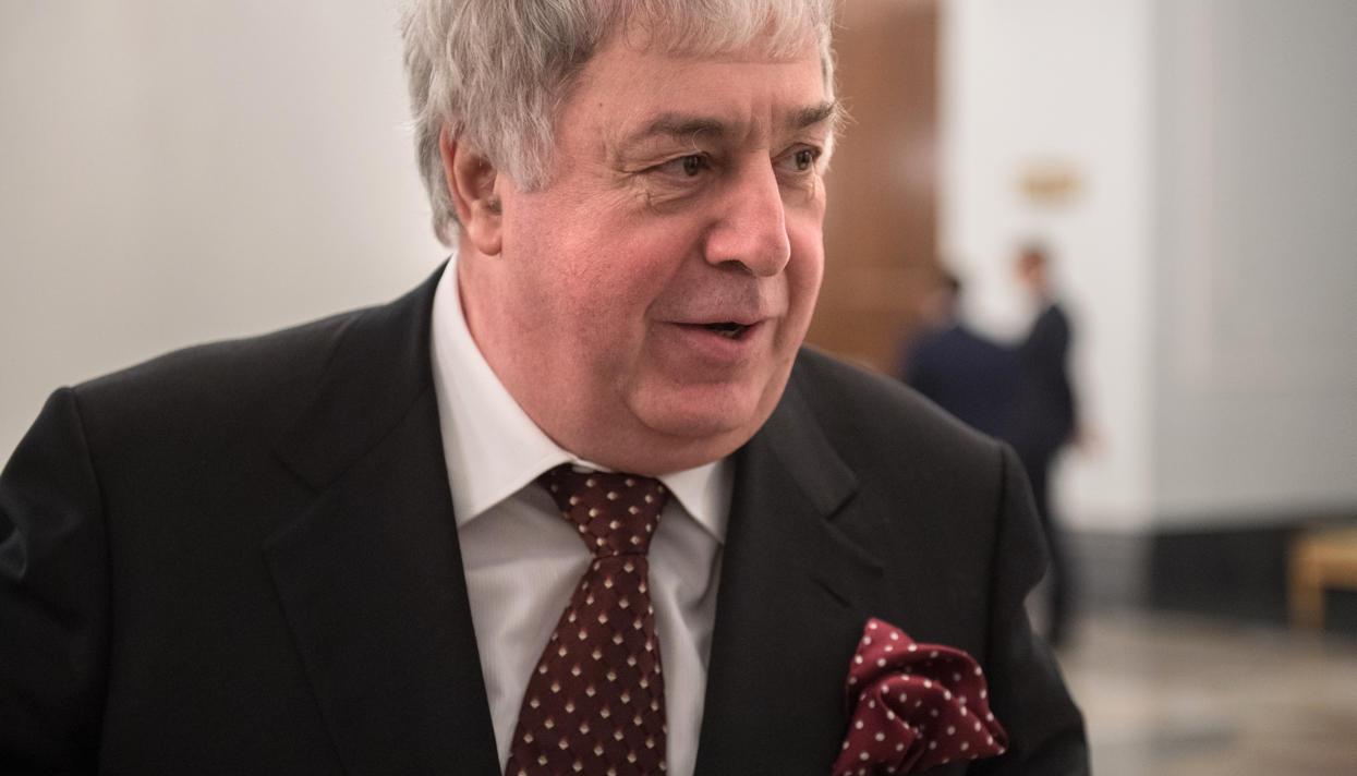 Родственники Гуцериева станут совладельцами белорусского «Славкалия»?