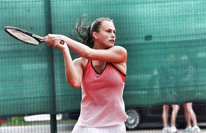 Белоруска Арина Соболенко вышла в 1/2 финала турнира в Китае