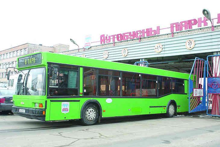 Картинки пинских городских автобусов