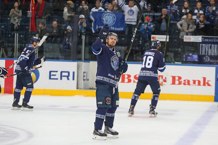 новости хоккейного клуба динамо москва сегодня