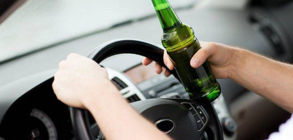 В Гродно очевидец помог задержать сильно пьяного водителя