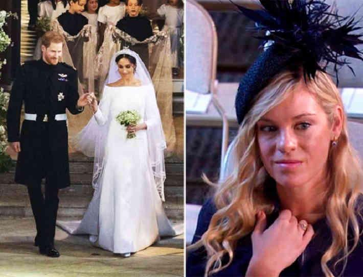 Тайный звонок: о чем говорили принц Гарри и его бывшая девушка
