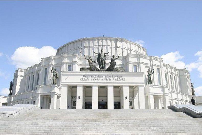 День открытых дверей проходит в Большом театре Беларуси