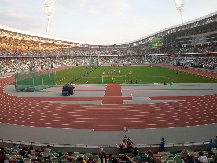 Белорусская федерация легкой атлетики намерена провести на «Динамо» чемпионат Европы-2024