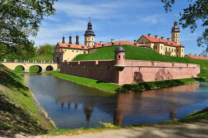 Несвижский замок Радзивиллов принял «Вечер классического балета»