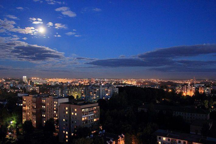 Серию ночных экскурсий организуют в Могилеве