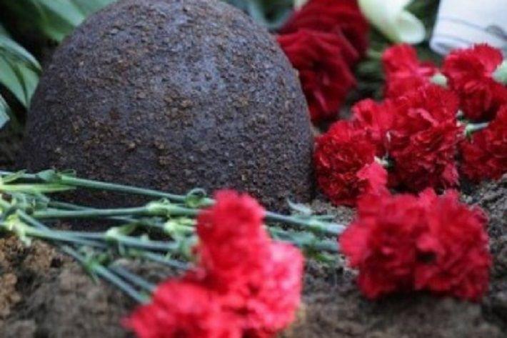 Останки 10 красноармейцев перезахоронили под Минском