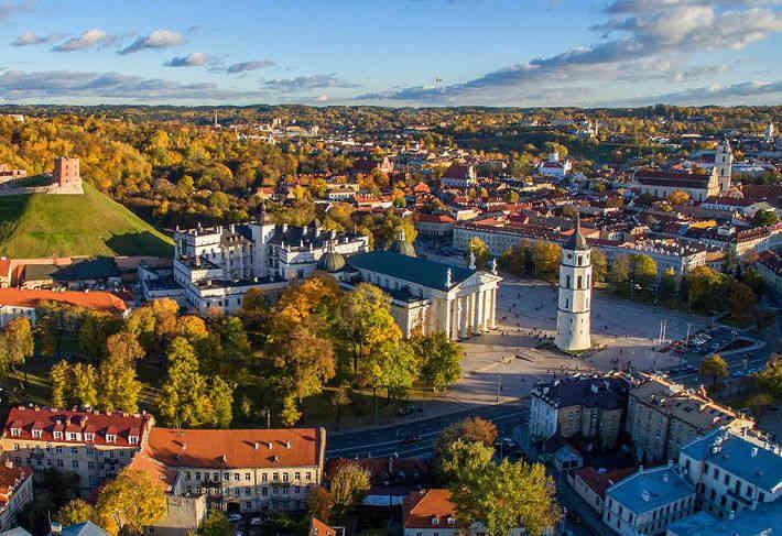 Белорусы - лидеры среди туристов, посетивших Литву