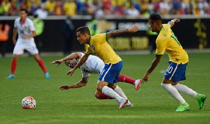ЧМ-2018: Бразилия обыграла Коста-Рику