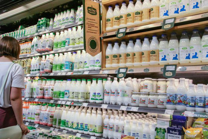 Россельхознадзор снял запрет на поставки белорусского молока