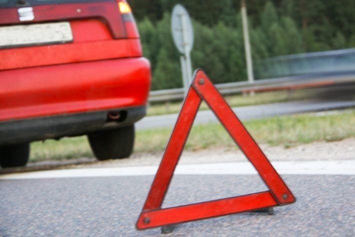 Под Минском столкнулись Nissan и Toyota из-за выбежавшего на дорогу животного