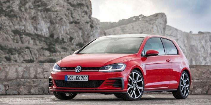 Volkswagen снимает с производства легендарный Golf GTI