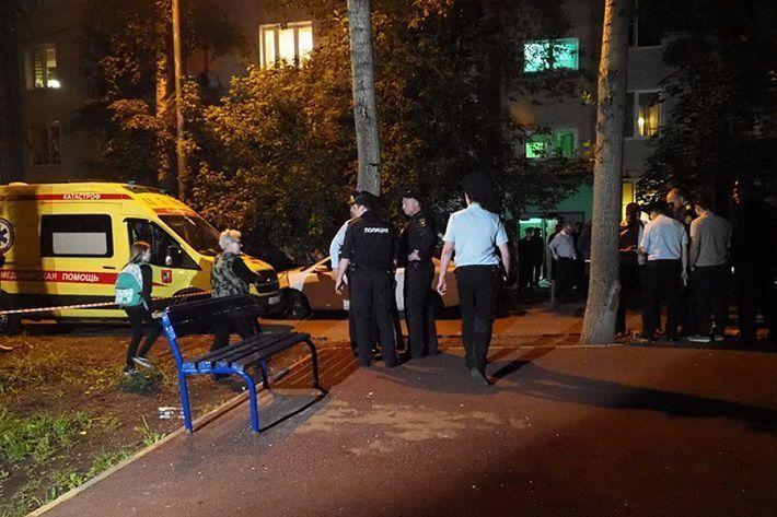 Три человека ранены в результате стрельбы в Москве