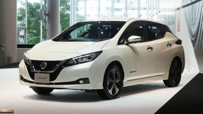 Стал известен самый популярный электромобиль в Европе в 2018 году
