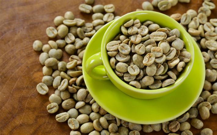 Ученые: Зеленый кофе эффективнее при похудении, чем обычный