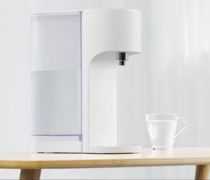 Компания Xiaomi представила «умный» водонагреватель