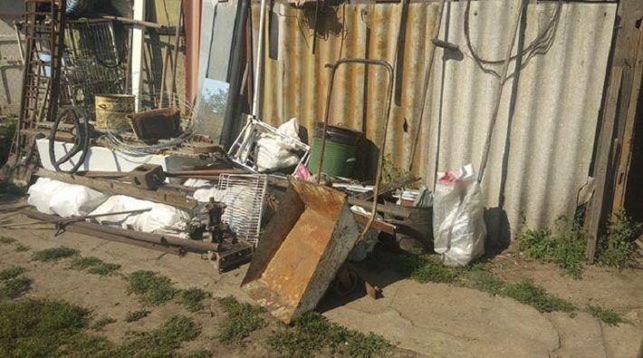Житель Осиповичей незаконно скупал у безработных металлолом