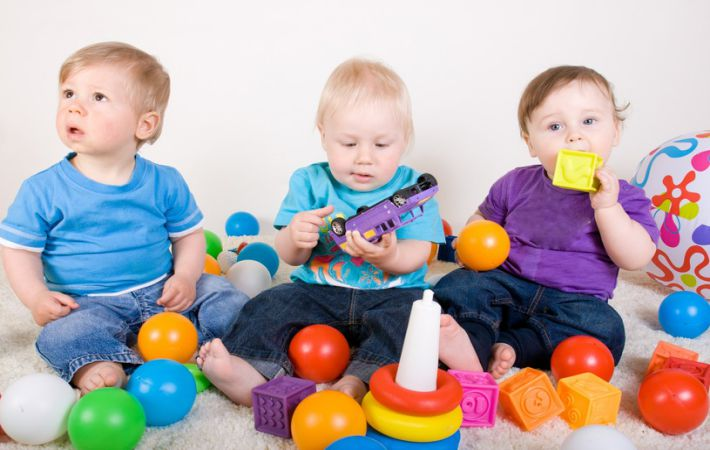 Scientists believe that children's play will help detect autism.