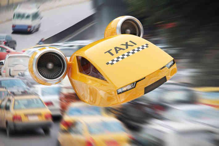 В Вене испытали первое воздушное такси
