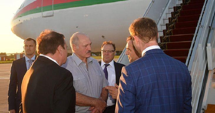 Лукашенко назвал переговоры вСочи тяжелыми, однако результативными