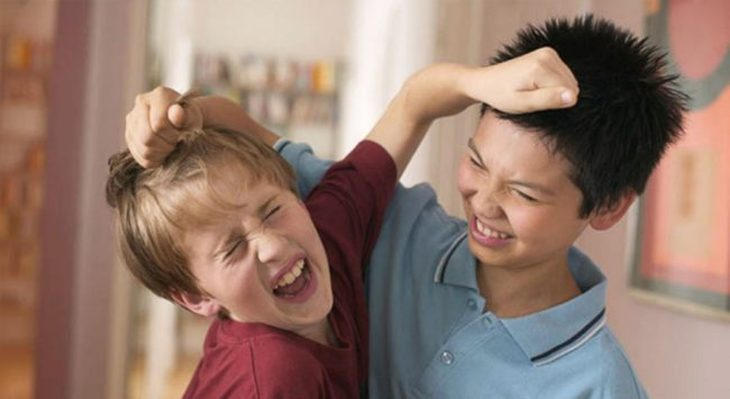 Scientists have found markers in the brain that cause aggression in children