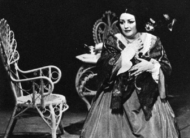 ВБарселоне пройдут похороны оперной эстрадной певицы  Монтсеррат Кабалье