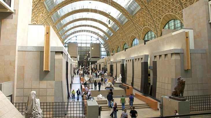 Туристы назвали самый лучший музей в мире