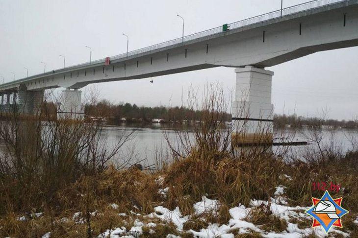 Движение по мосту через Припять откроют к 7 ноября