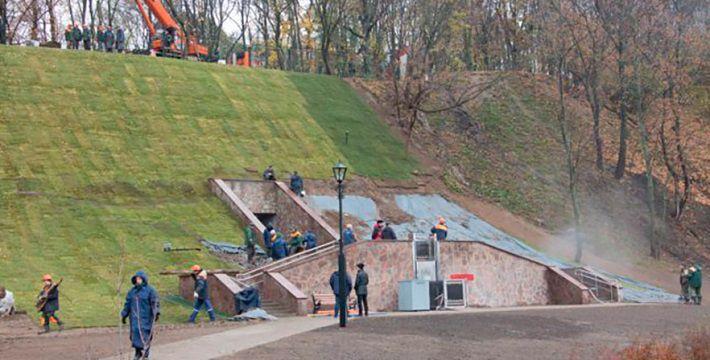 В Гомеле построили подземный туалет за 1млн долларов