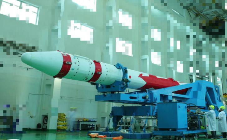 ВКитайской республике провалился запуск первой коммерческой ракеты ZQ-1