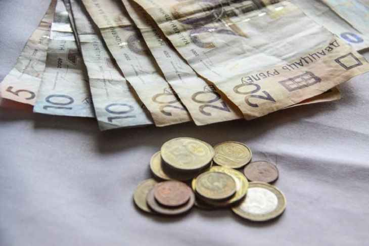 Курс валют на7ноября: гривну укрепили