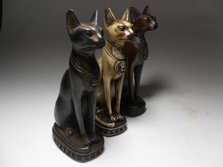 Учёные рассказали, как кошки стали священными в Древнем Египте