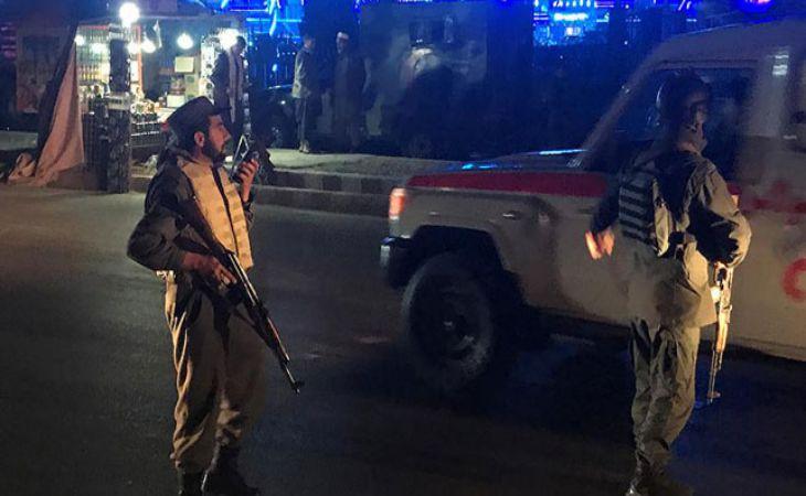 Десятки человек погибли иполучили ранения в итоге  взрыва вКабуле
