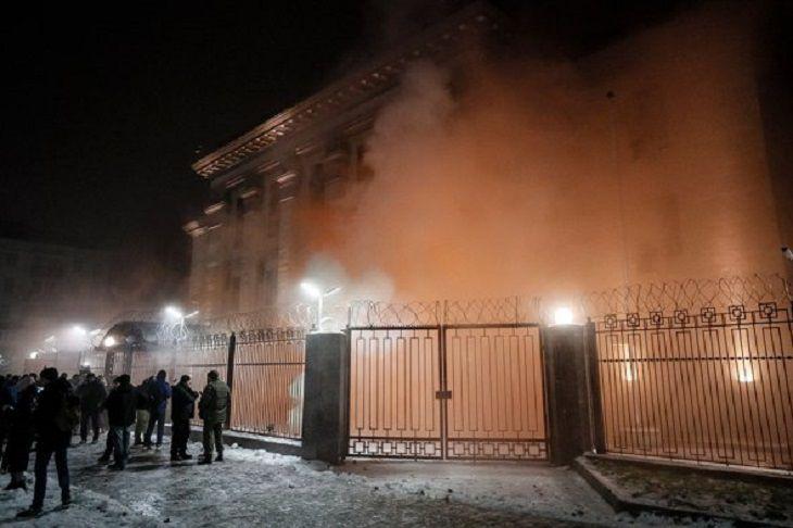 ВТурции сделали жёсткое объявление  обинциденте вКерченском проливе