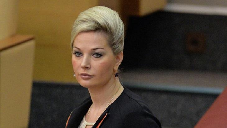 Мария Максакова поведала ожелающем еепокалечить человеке