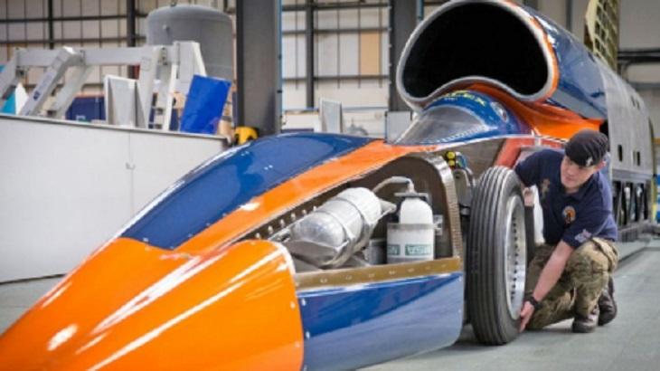 Проект поустановлению мирового рекорда скорости закрыт