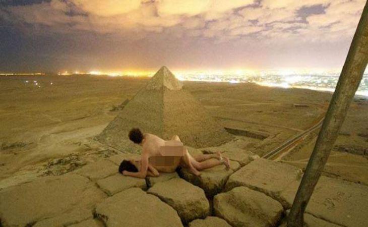 Видео оргии туристов скандалы египет