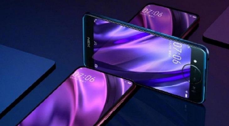 Vivo NEX Dual Display с 2-мя экранами представили официально